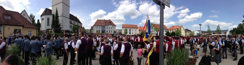 Musikfest Ostrach