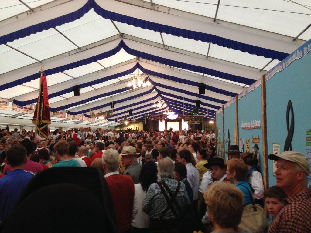 Kreismusikfest Seibranz