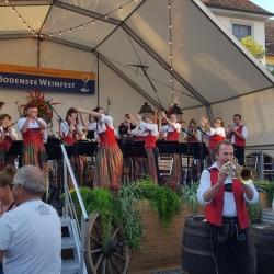 Weinfest Meersburg 2016