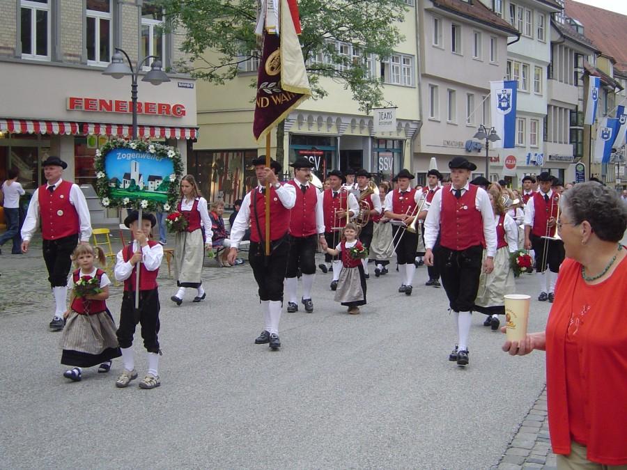 Ausflug nach Rubenheim gefolgt vom Rutenfestumzug