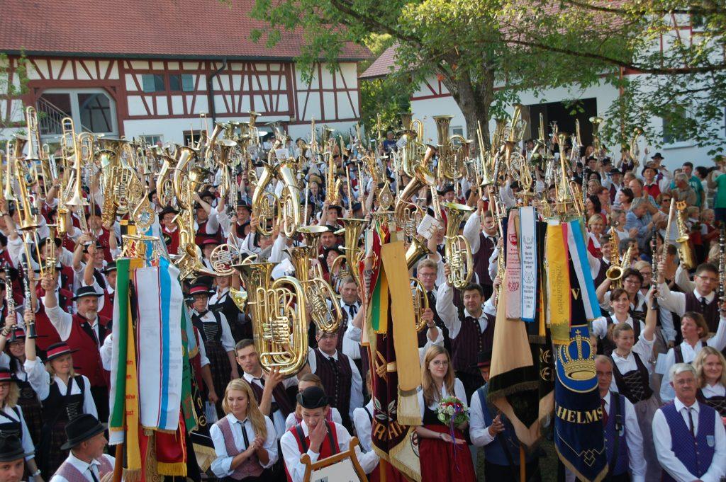 90 Jahre Musikverein Blitzenreute
